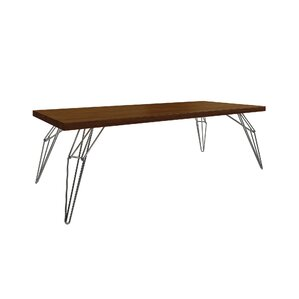 Gettys Rectangular Dining Table by Brayde..