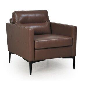Kallistos Contemporary Armchair by Brayden Studio