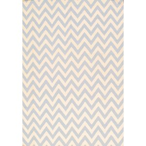 Sahara Light Blue/Ivory Area Rug