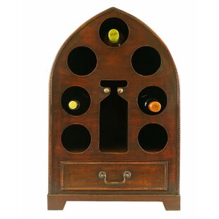 Weatherford 7 Bottle Tabletop Wine Rack