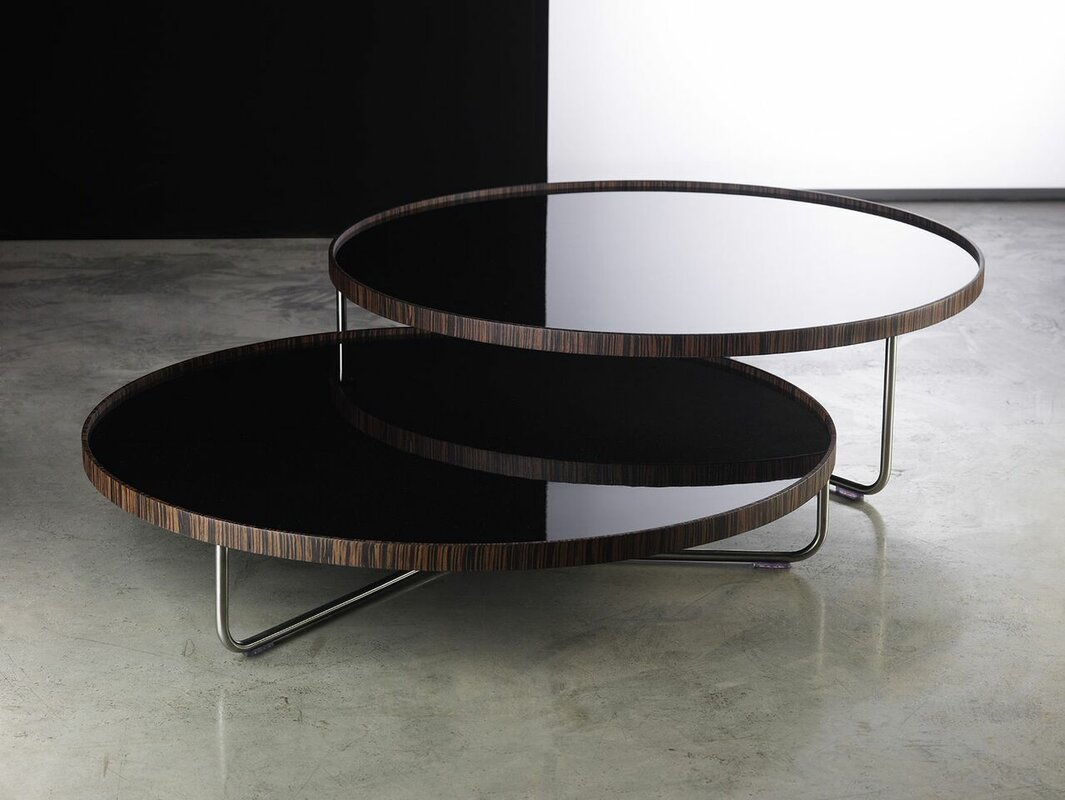 Adelphi 2 piece coffee table set reviews allmodern adelphi 2 piece coffee table set geotapseo Choice Image
