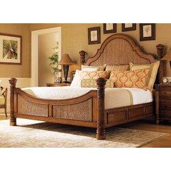 Tommy Bahama Home Island Estate Panel Customizable Bedroom Set ...