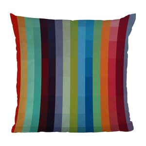 Modern Square Throw Pillow