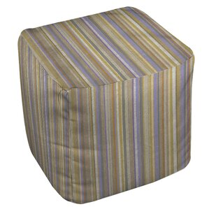 Plum Scene 2 Ottoman by Manual Woodworkers &..