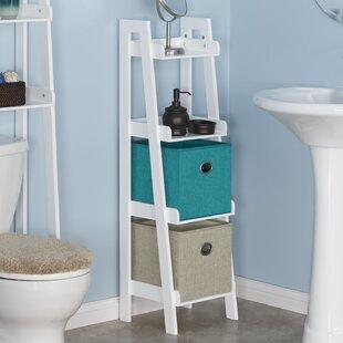 Merveilleux Free Standing Bathroom Shelving
