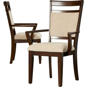 Cleon Arm Chair (Set of 2) by Latitude Run