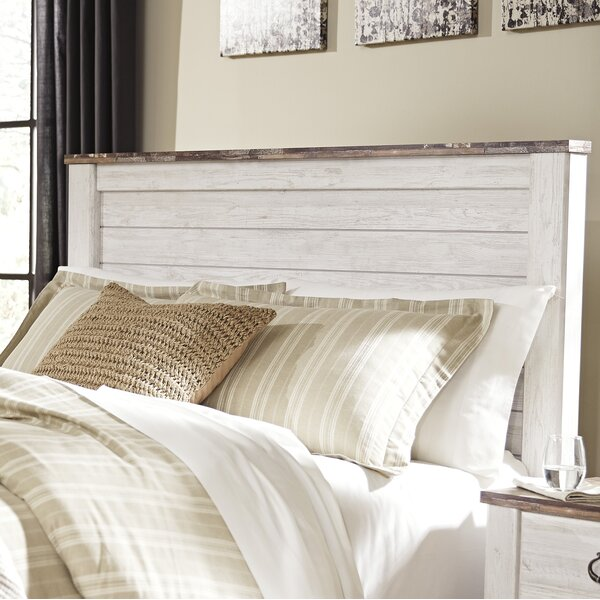 Naples Panel Headboard Amp Reviews Birch Lane