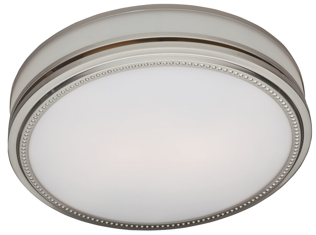 Hunter Home Comfort Riazzi 110 Cfm Bathroom Fan With Light And Night Light Reviews Wayfair