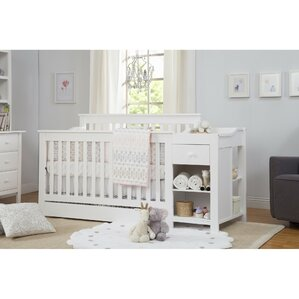 Superb Piedmont 4 In 1 Crib And Changer Combo