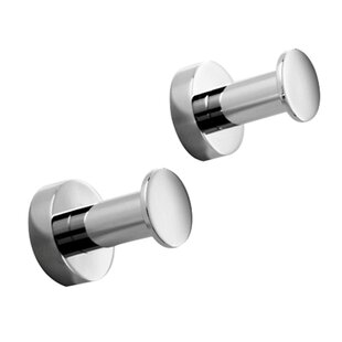 Attirant Baketo Wall Mounted Single Robe Hook. By WS Bath Collections