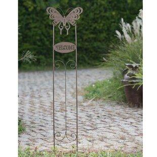 Butterfly Stake | Wayfair