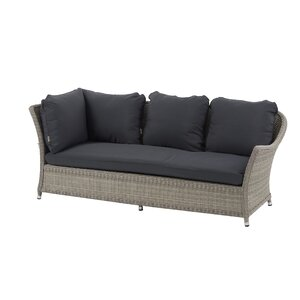 Monterey Low Right Arm Sofa with Cushions