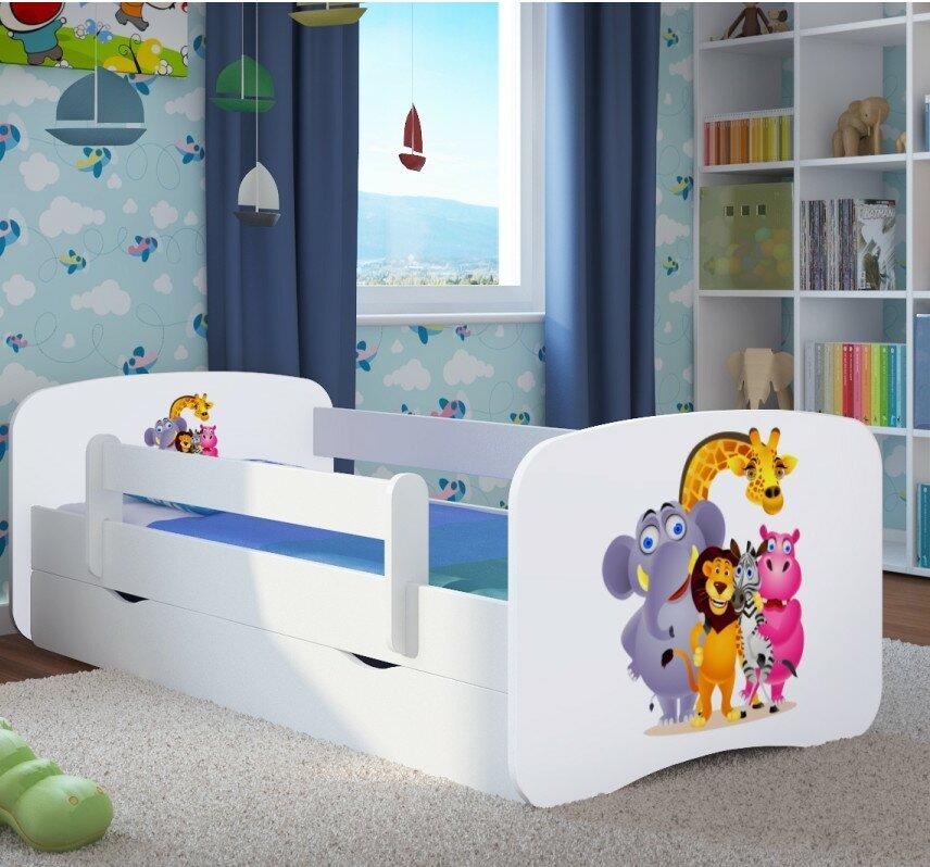 kocot kids anpassbares schlafzimmer set zoo mit stauraum bewertungen. Black Bedroom Furniture Sets. Home Design Ideas