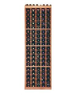 Designer Series 100 Bottle Floor Wine Rack
