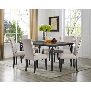 Upholstered Chairs Kitchen & Dining Room Sets You\'ll Love | Wayfair