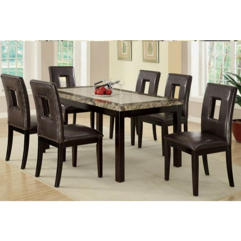 Massucci Simple Yet Beautiful Dining Table