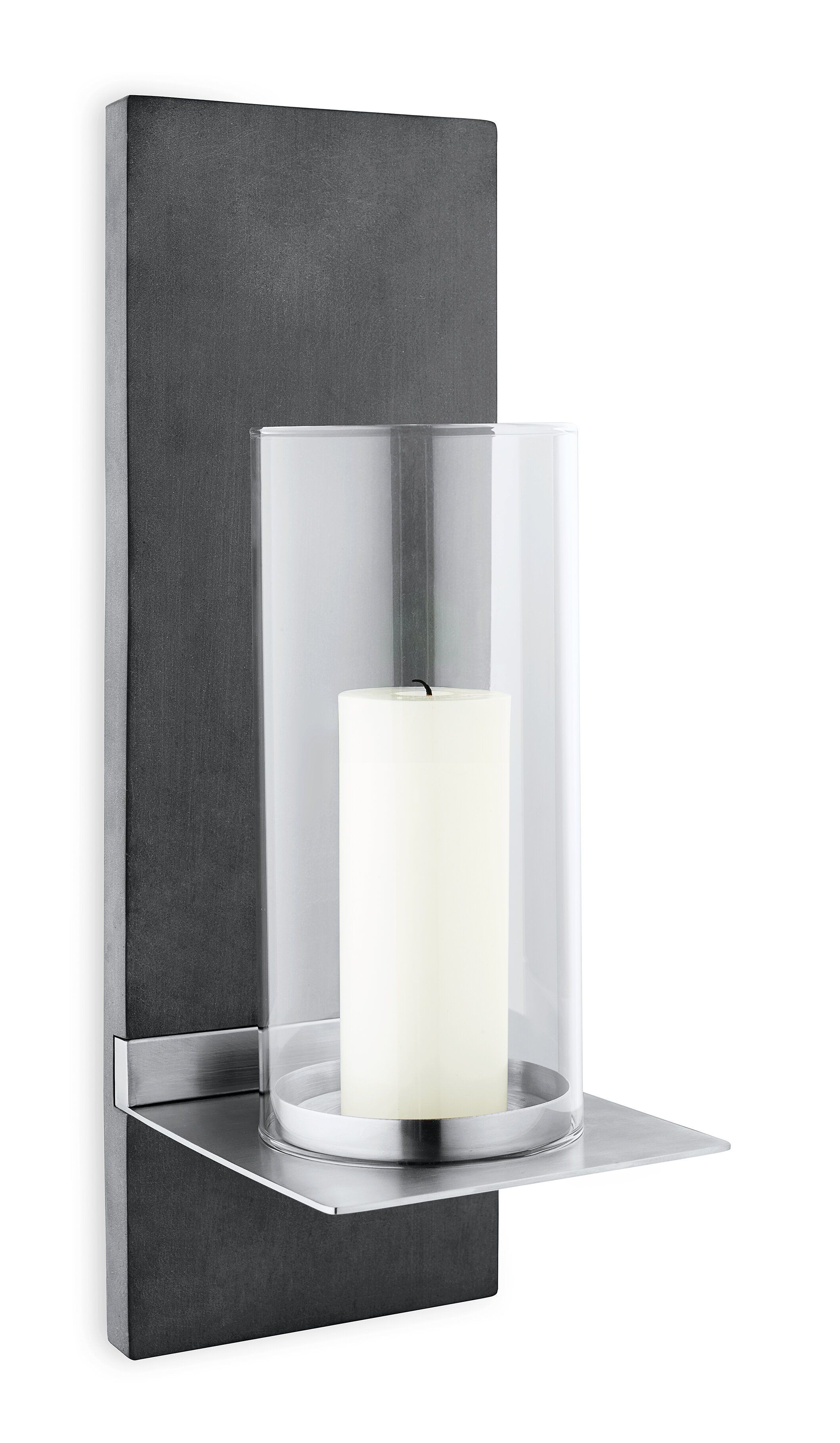Finca Wall-Mounted Stainless Steel Sconce & Reviews | AllModern