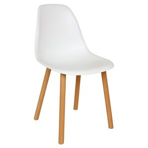 Arne Solid Wood Dining Chair by dCOR design