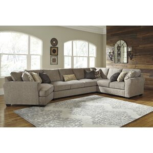Pantomine Sectional by Benchcraft