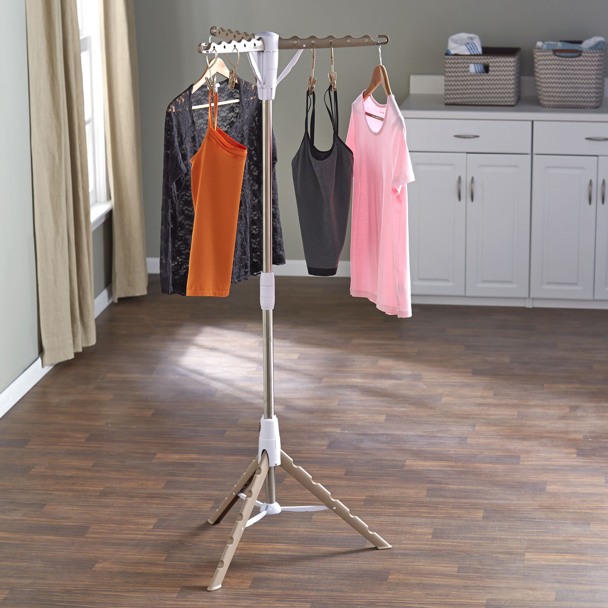 Household Essentials Tripod Clothes Dryer U0026 Reviews | Wayfair
