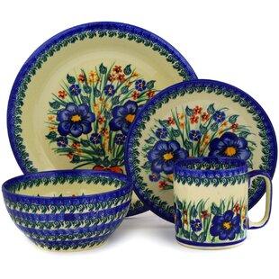 Polish Pottery Dinnerware | Wayfair