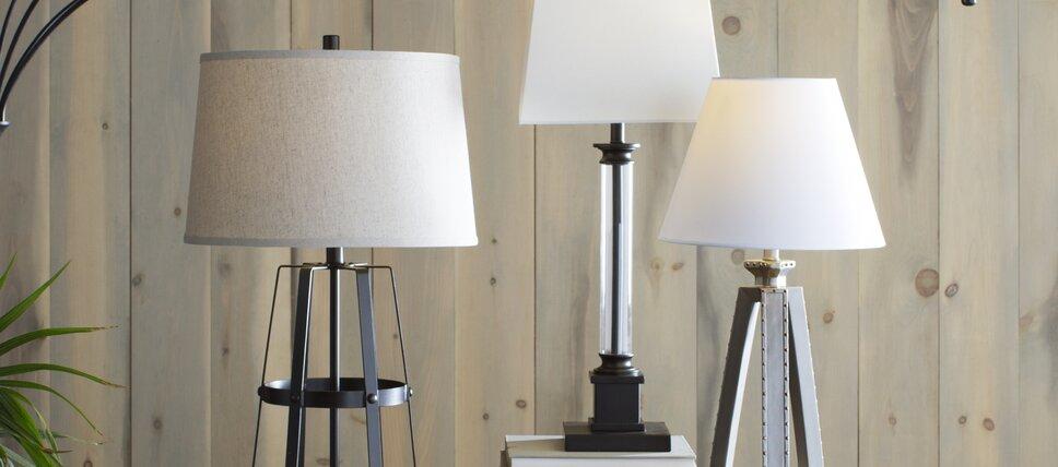 Lamps joss main rustic table lamp steals aloadofball Images