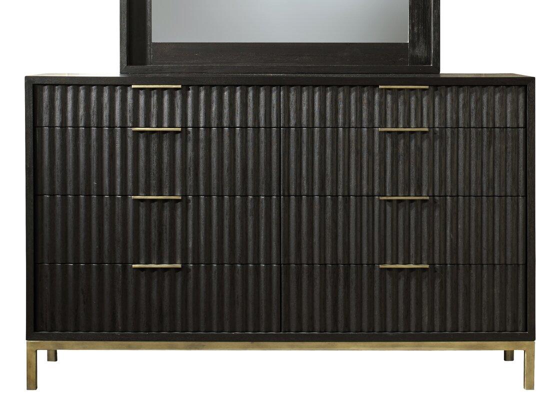 willa arlo interiors holford  drawer dresser  reviews  wayfair - defaultname