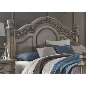 Susannah Panel Bed by Astoria Grand
