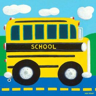 School Bus Frame Wayfair