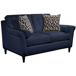 Crescent City Loveseat by Bungalow Rose