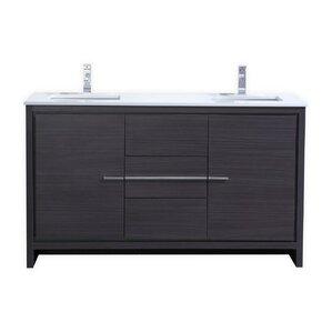 Bathroom Vanities With Drawers 3 drawer bathroom vanities you'll love | wayfair