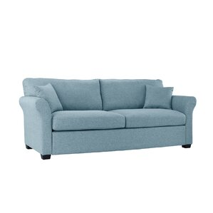 Lyndhurst Modern Classic Ultra Comfortable Sofa by Charlton Home