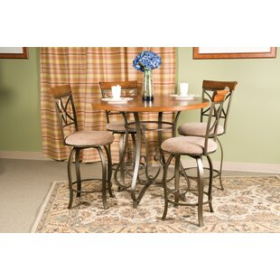 Gagetown 5 Piece Counter Height Dining Set