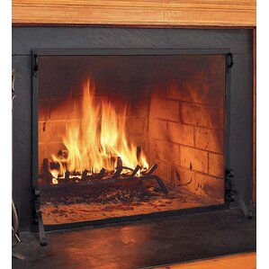 wood fireplace screens. Fire Screens Fireplace  Doors You ll Love Wayfair