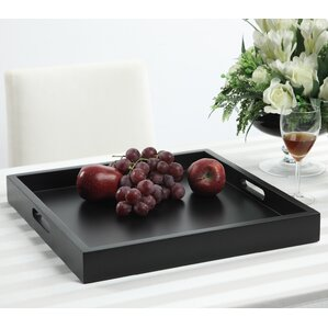 decorative trays you'll love   wayfair