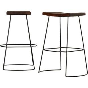 Modern Contemporary 30 Inch Bar Stools Set Of 2 Allmodern
