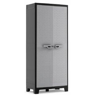 Titan 71.6 H X 31.5 W X 18 D Storage Cabinet  sc 1 st  Wayfair & Outdoor Bbq Storage Cabinet | Wayfair