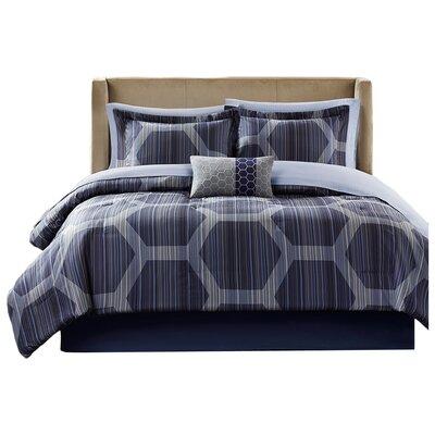 Zipcode Design Yancy Complete Comforter and Cotton Sheet Set Size: Twin