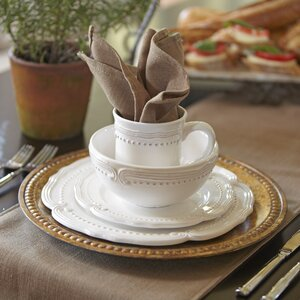 Prescott 16-Piece Dinnerware Set, Service for 4