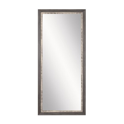 BrandtWorksLLC Weathered Harbor Accent Mirror Size: 71 H x 32 W x 1 D