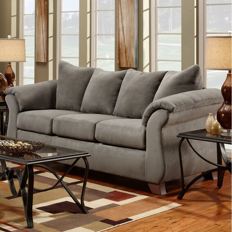 Hively Pillow Back Sofa