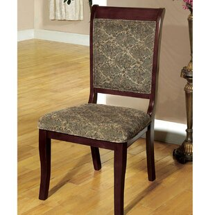 Burford Upholstered Dining Chair (Set of 2)