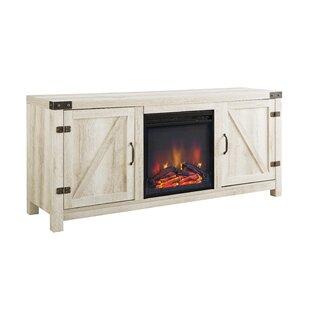 Modern Fireplace Included Tv Stands Allmodern