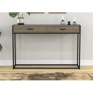 Rustic Console Tables You Ll Love Wayfair