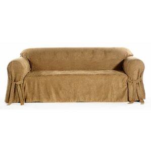 Chic Box Cushion Sofa Slipcover