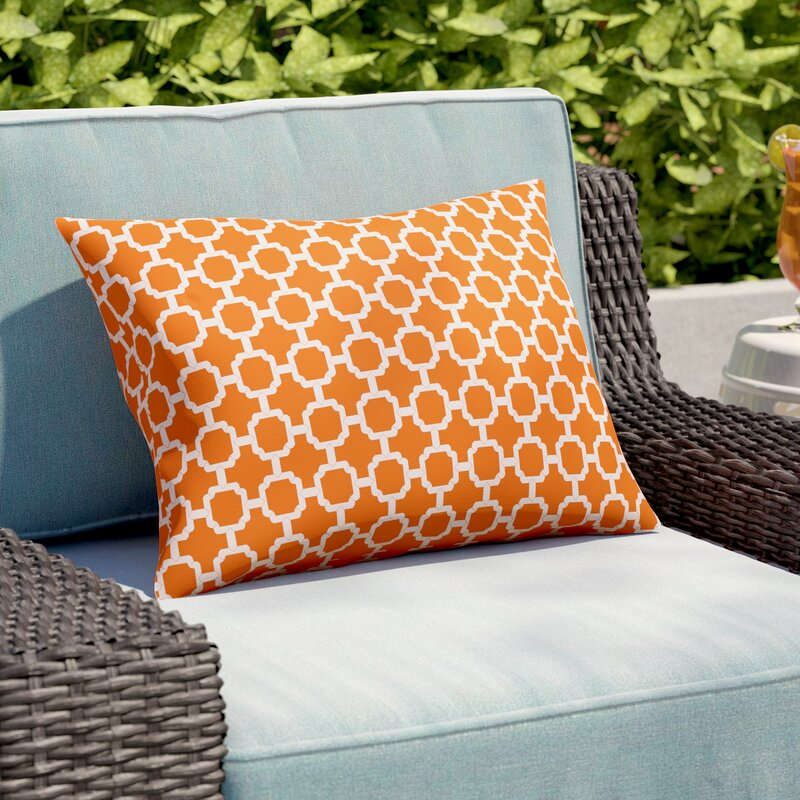 Beachcrest Home Ashburton Indoor Outdoor Throw Pillow Reviews Wayfair