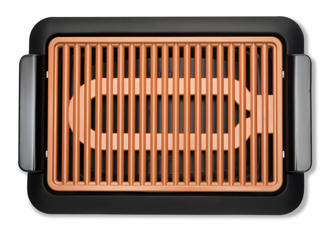 Gotham Steel Indoor Smokeless Electric Grill Amp Reviews