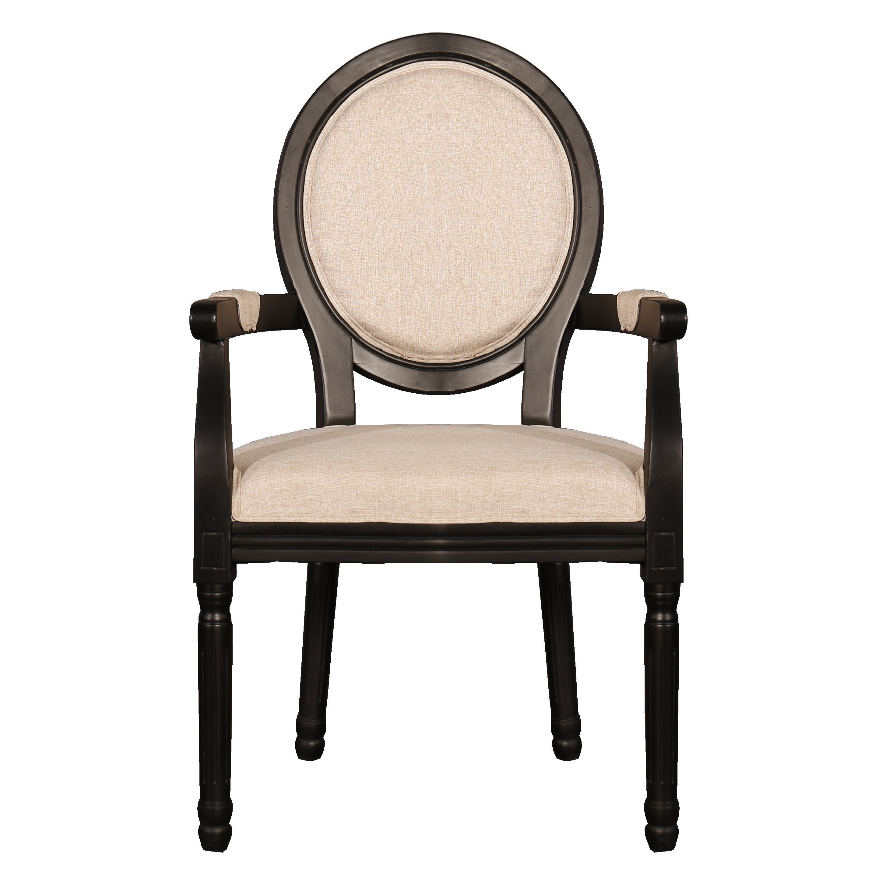 Raylen distressed room upholstered dining chair wayfair