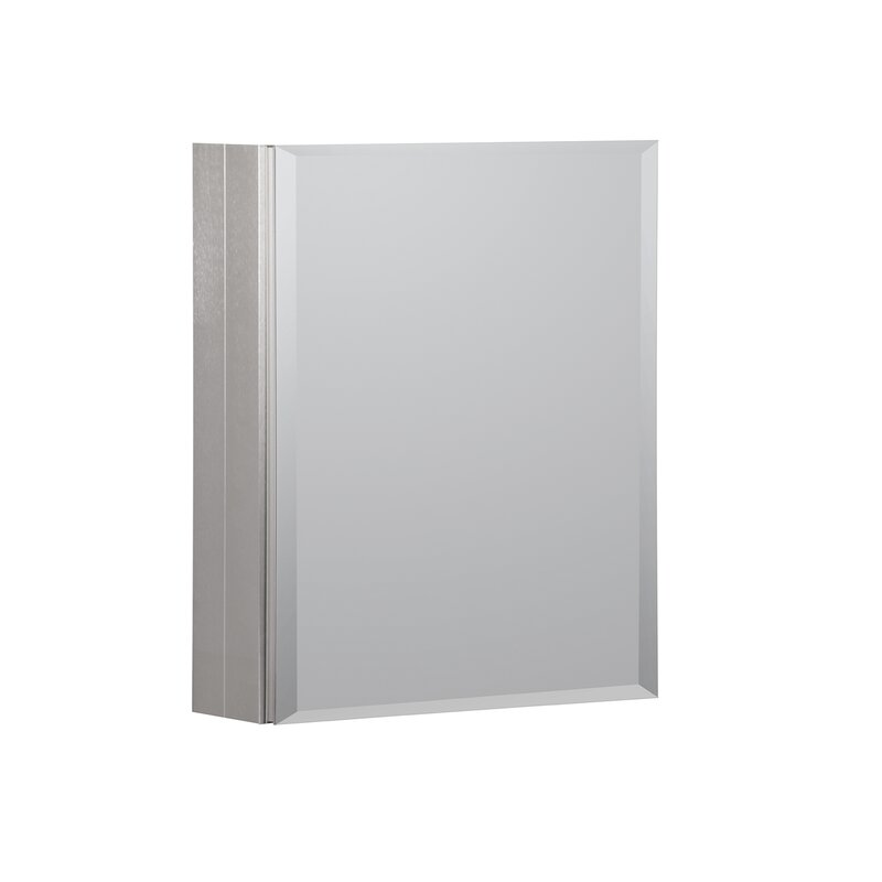 16 X 20 Recessed Or Surface Mount Medicine Cabinet