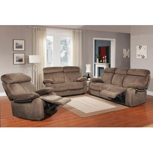 Walden 3 Piece Living Room Set by Beverly Fine Furniture